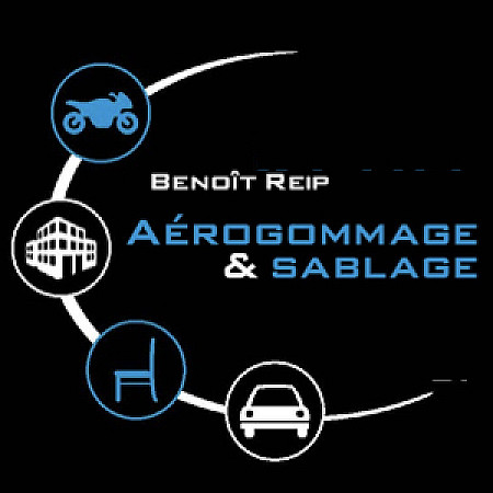 Benoît Reip Aérogommage