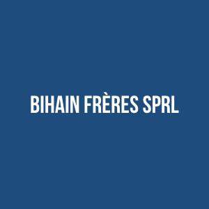 Bihain Frères sprl