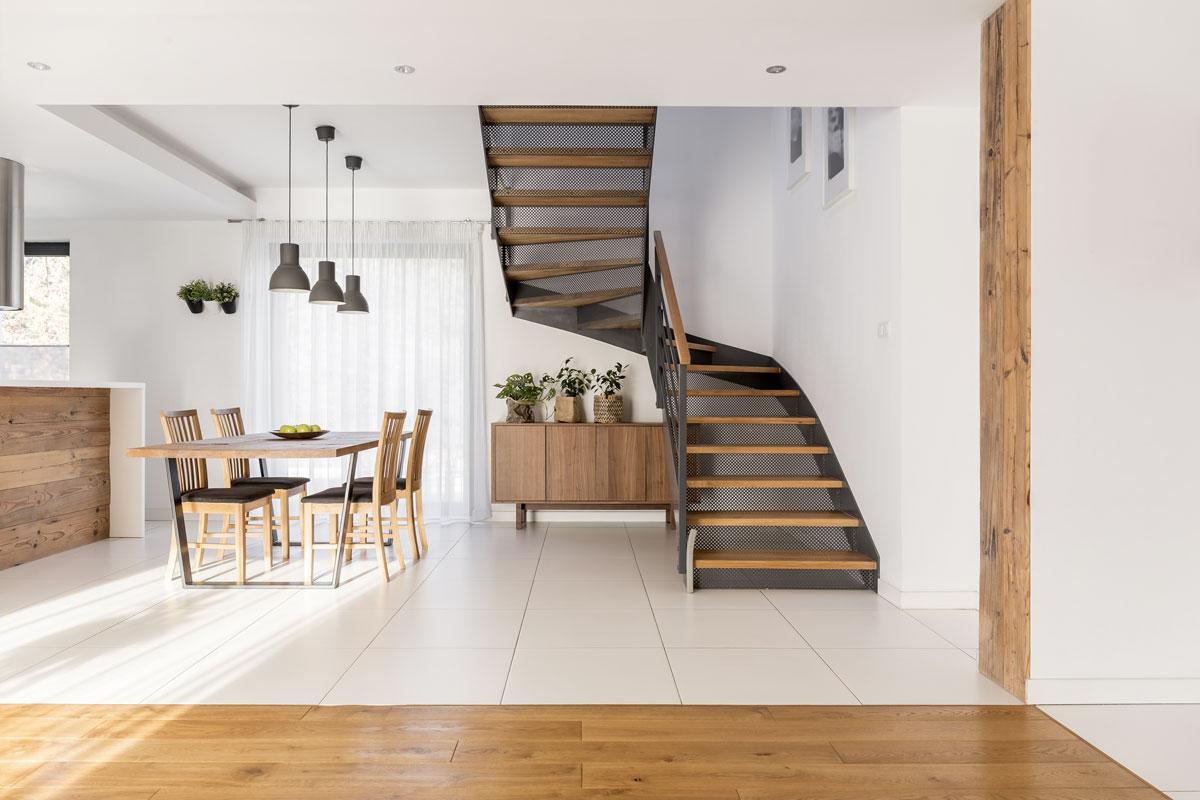 L\'escalier intérieur : quel modèle choisir ? — TrustUp.be
