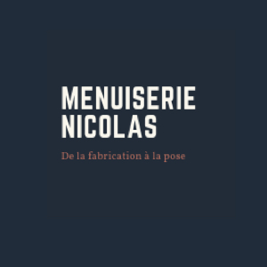 Menuiserie Nicolas